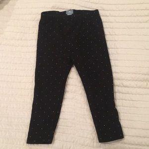 Baby GAP Black Pants